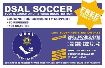 DSAL Soccer