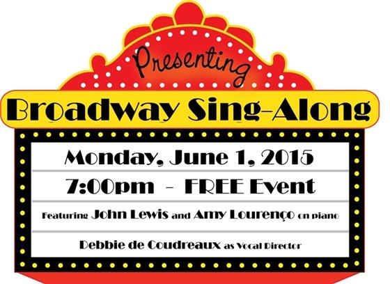 Broadway Sing-Along