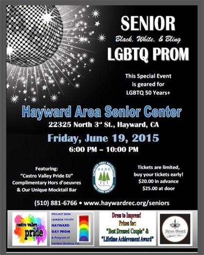 Senior LGBTQ Prom
