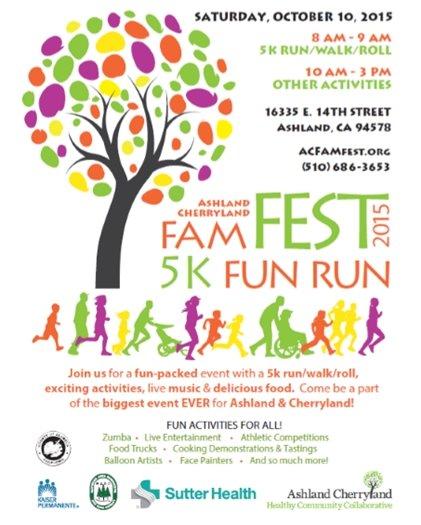 FamFest Flyer