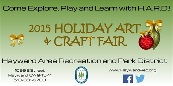 2015 Holiday Art and Craft Fair