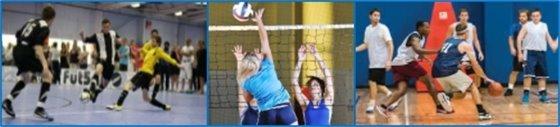 Drop-In Sports Programs