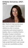Kimberly Gonsalves