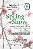 Spring Show Invitation