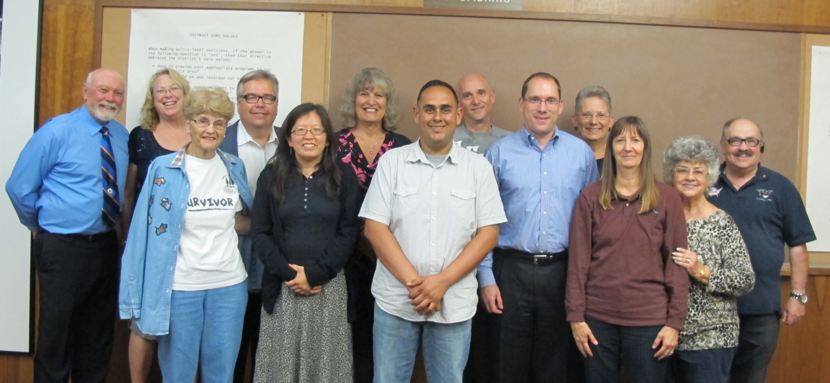 CAC Committee September 2014