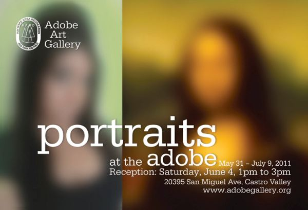 Portraits at the Adobe