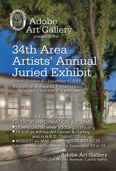 34th Area Artists' Annual Juried Exhibit