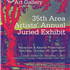 35th Area Artists' Annual Juried Exhibit