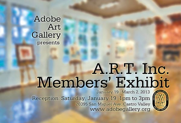 A.R.T. Inc. Members' Exhibit 2013