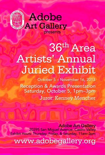 36 Annual Juried Exhibit