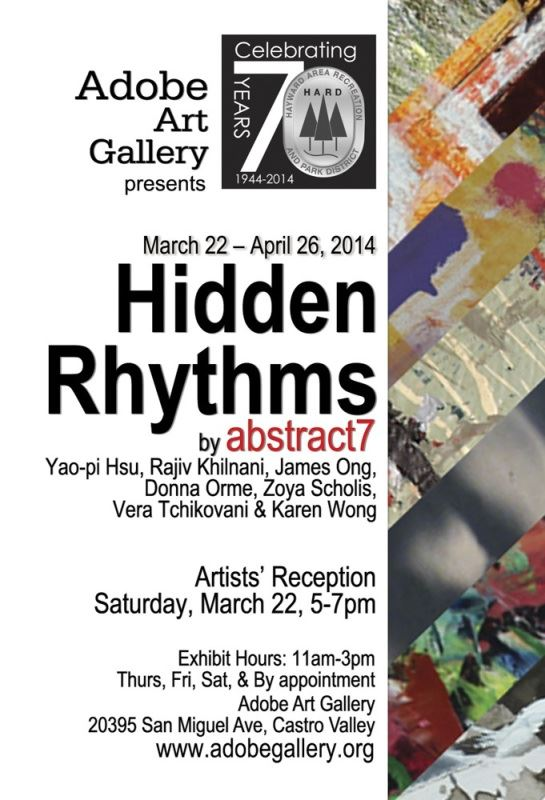 abstract7: Hidden Rhythms