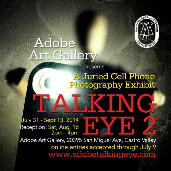 Talking Eye 2 – A Juried Cell Phone Exhibit