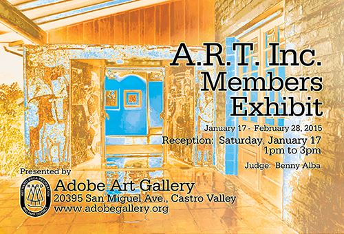 A.R.T. Inc Members Exhibit 2015