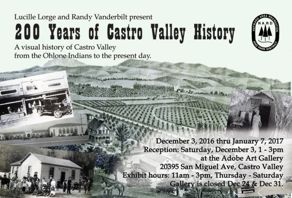 200 Years of Castro Valley History
