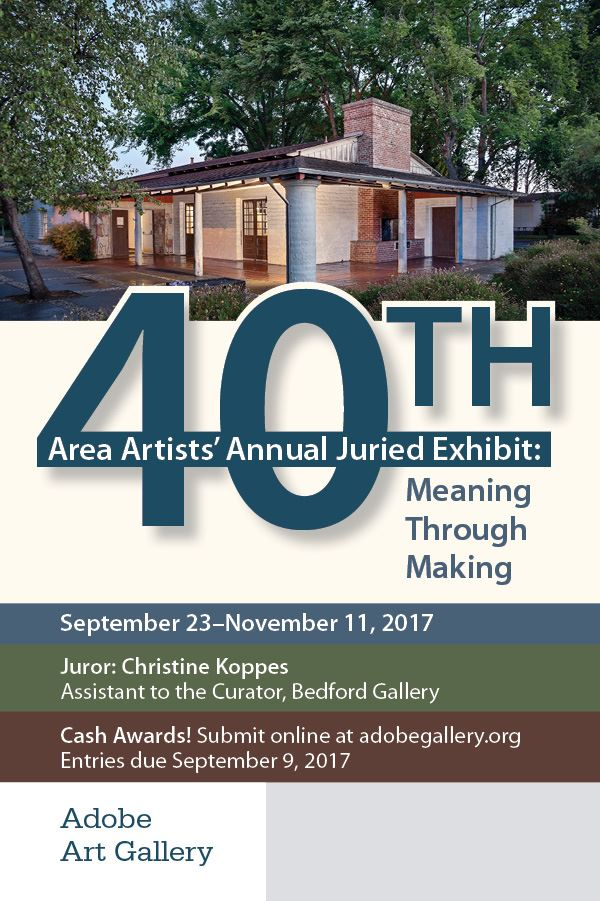 40th Area Artists Annual Exhibition