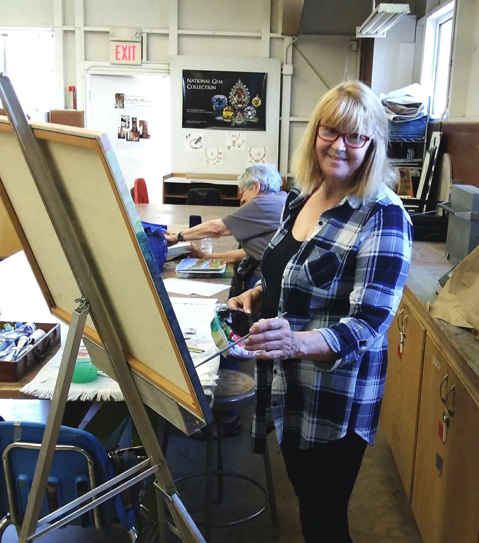 Artist Open Studio Sessions