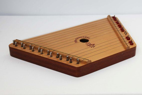 lap zither