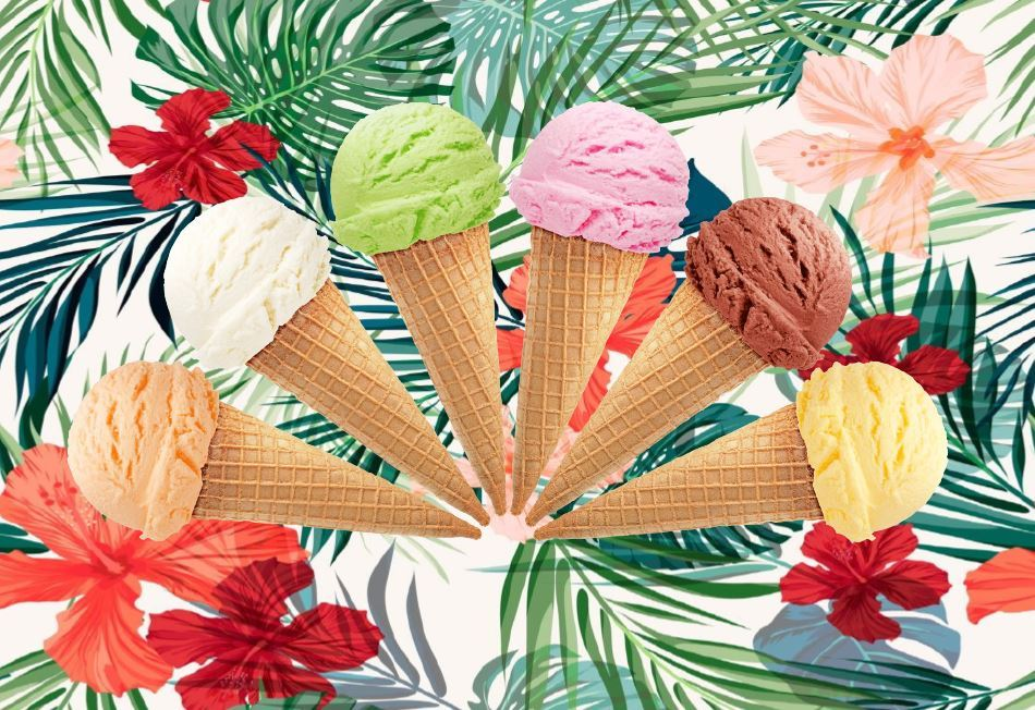 icecream luau picture