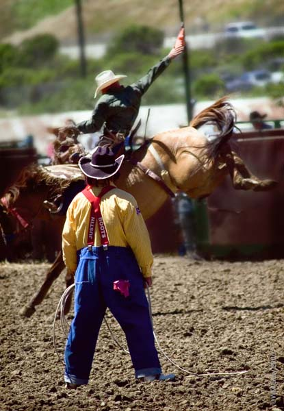 Rowell Ranch Rodeo Grounds